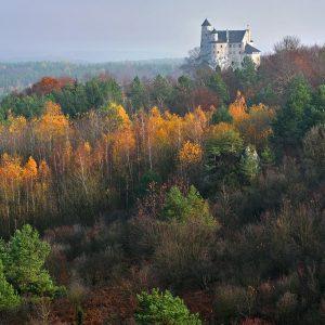 Jura, Bobolice zamek